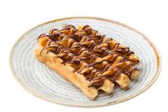 waffle-au-chocolate
